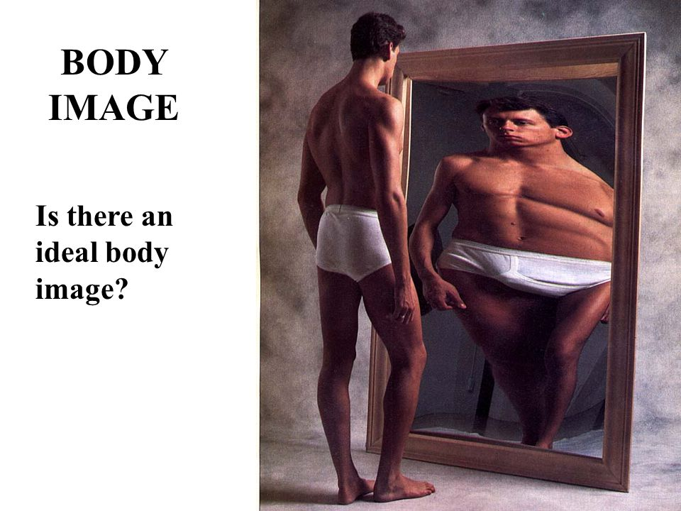 BODY IMAGE Is there an ideal body image?