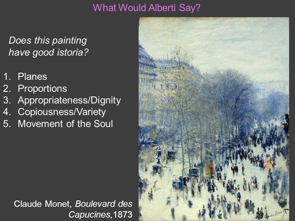 What Would Alberti Say.