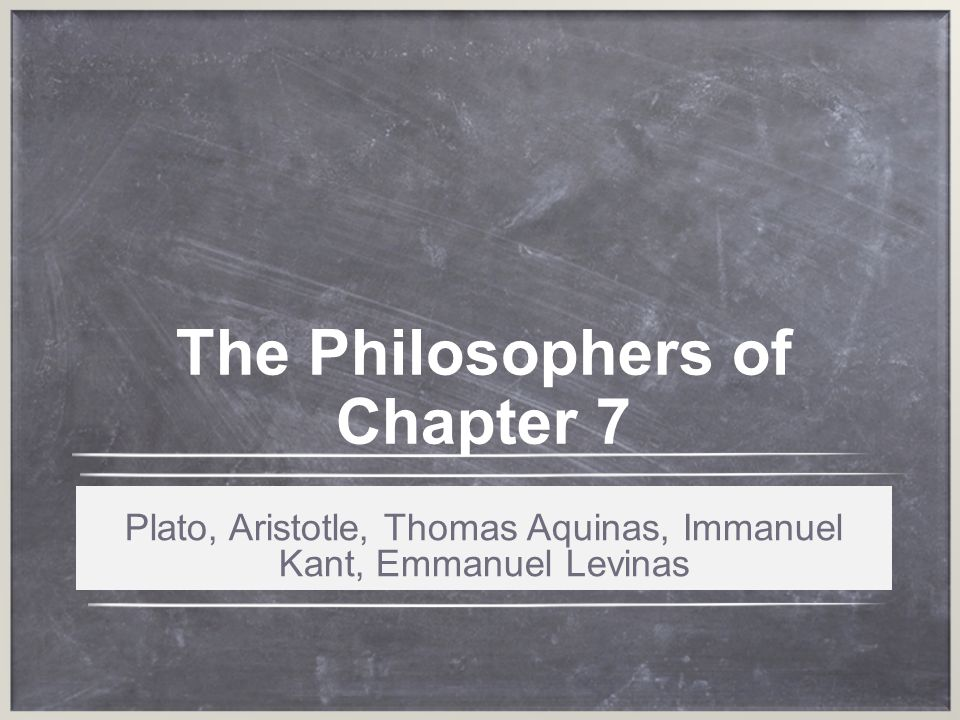 Plato (427-347 B.C.) Taught Aristotle the Good compared to the sun –T–The sun as a source of light allows us to see all things –T–The good shines upon all our actions