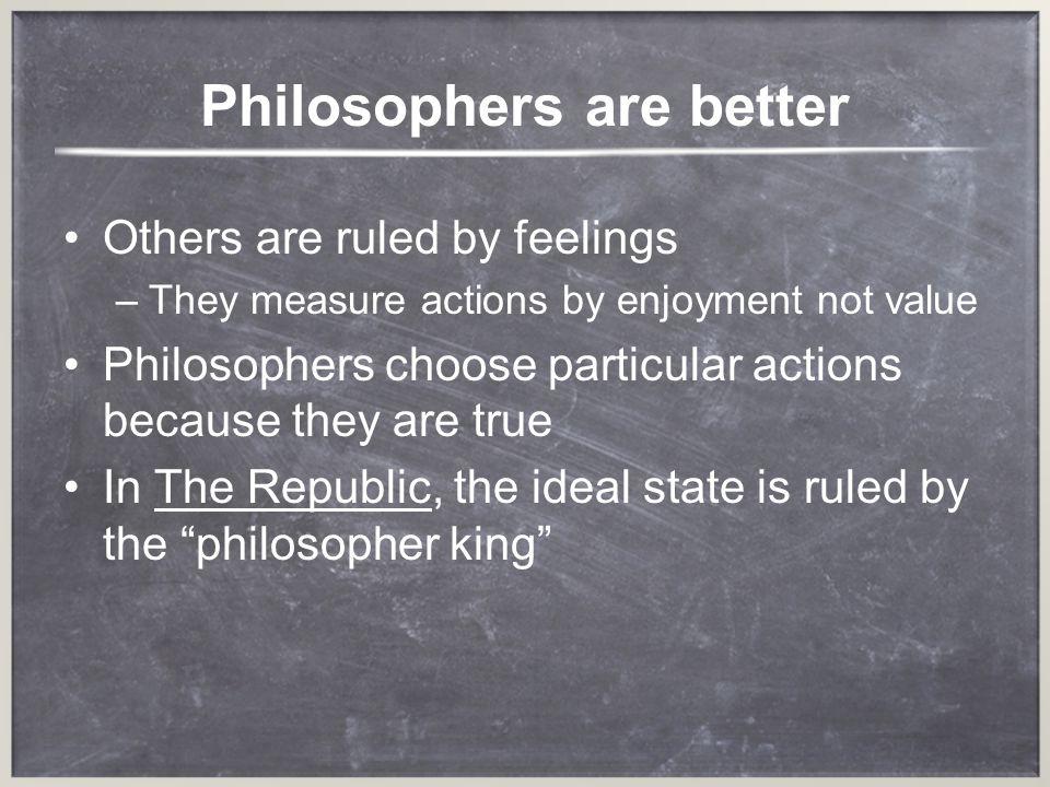 Plato vs.