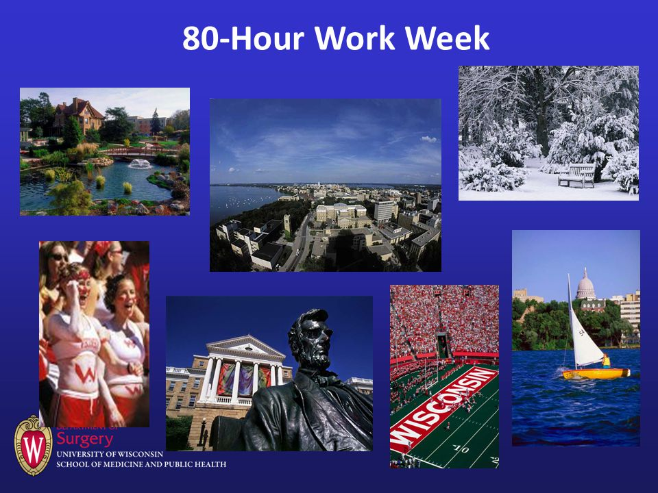 80-Hour Work Week