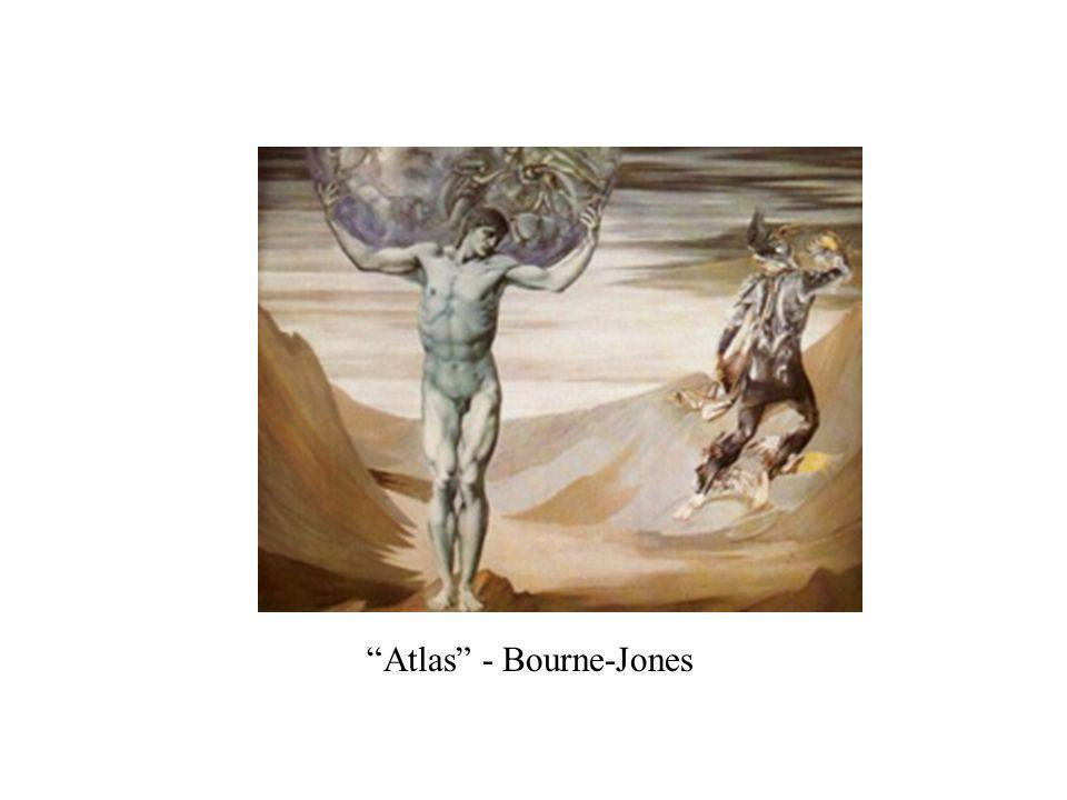 Atlas - Bourne-Jones