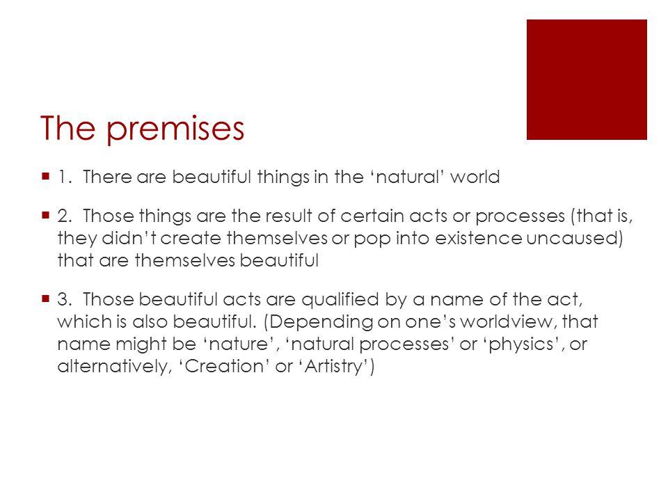 The premises 4.