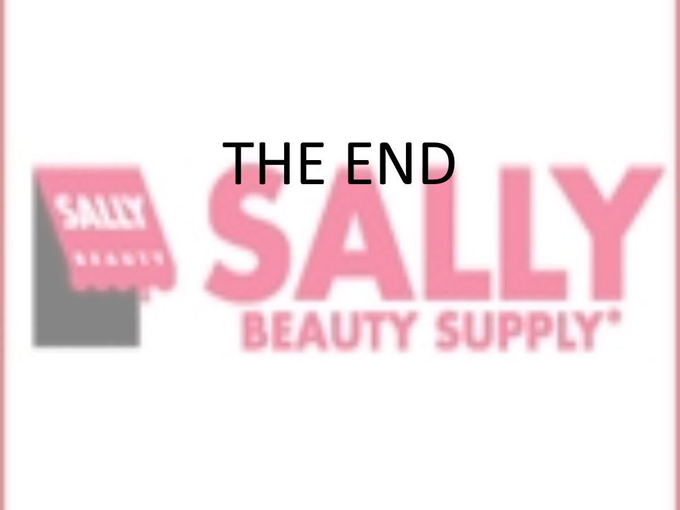 http://www.fundinguniverse.com/company-histories/Sally-Beauty-Company-Inc- Company-History.html http://www.answers.com/topic/sally-beauty-company-inc http://www.google.com/finance?q=NYSE:SBH http://www.sallybeautyholdings.com/sallyHistory.asp