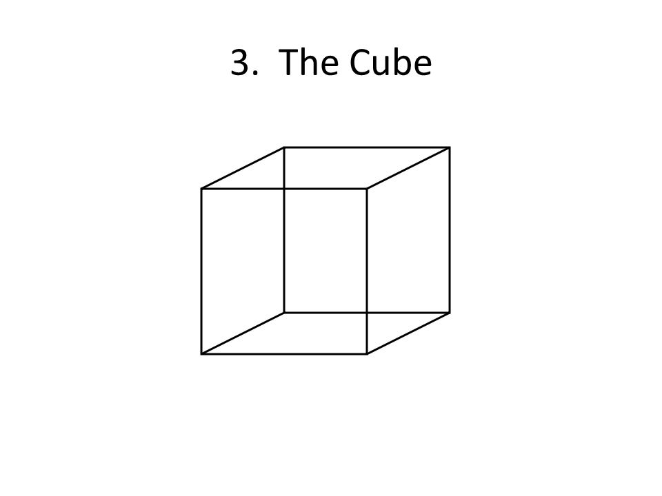 3. The Cube