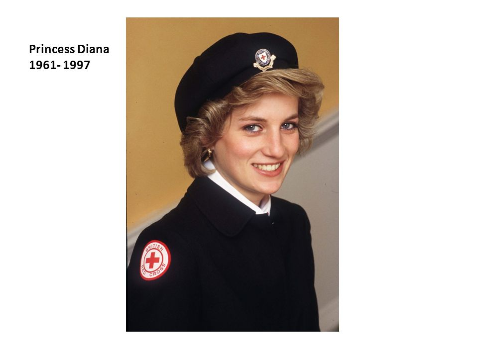 Princess Diana 1961- 1997
