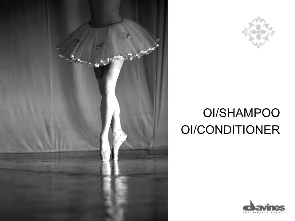 OI/SHAMPOO OI/CONDITIONER