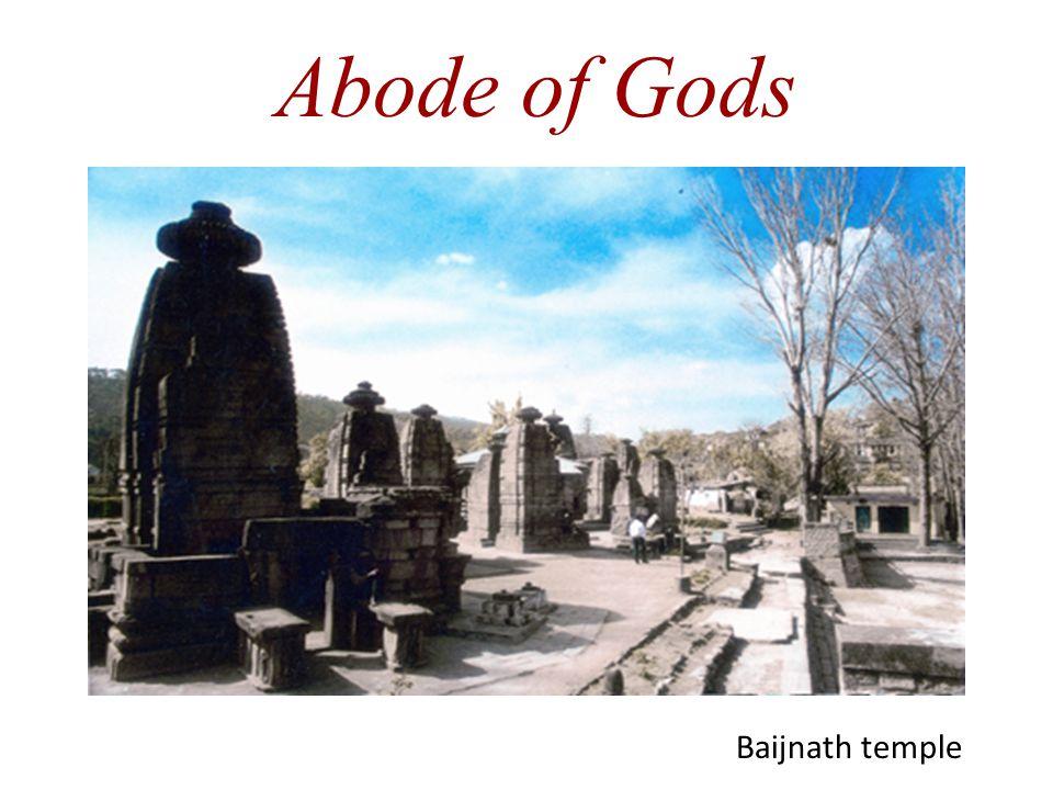 Abode of Gods Baijnath temple