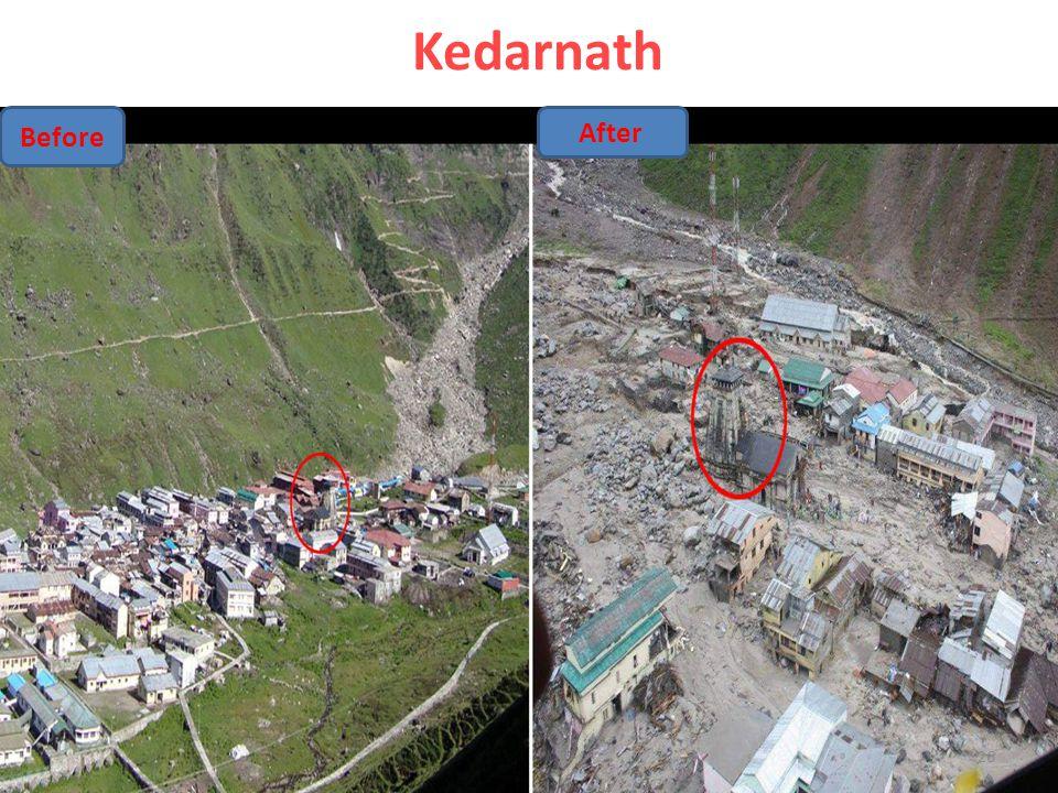 Kedarnath 26 Before After