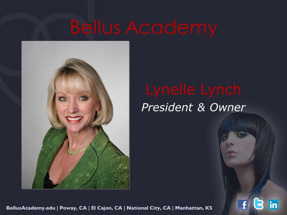 Bellus Academy Lynelle Lynch President & Owner