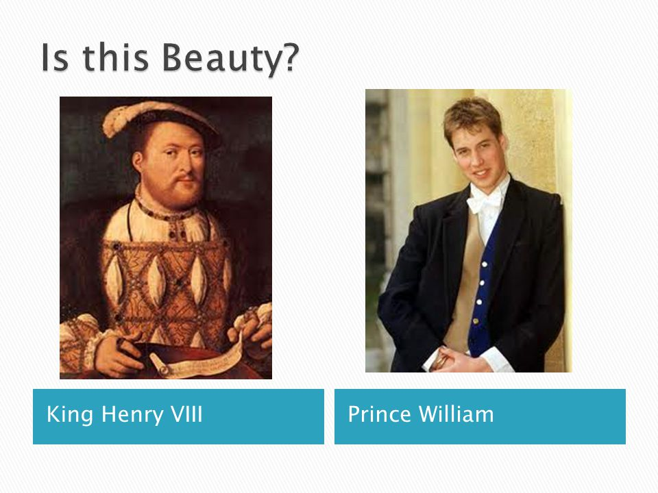 King Henry VIIIPrince William