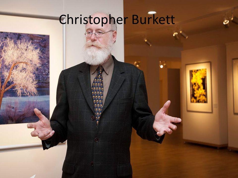 Christopher Burkett