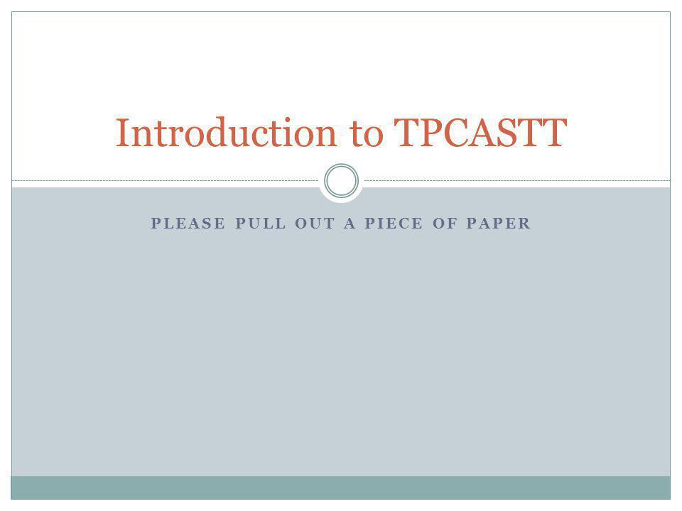 TPCASTT Chart Title Paraphrase Connotation Attitude Shift Title Theme Poem: Time Poet: Valerie Bloom