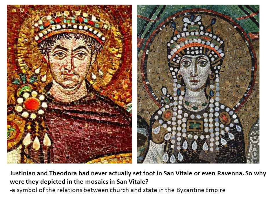 -a symbol of the relations between church and state in the Byzantine Empire
