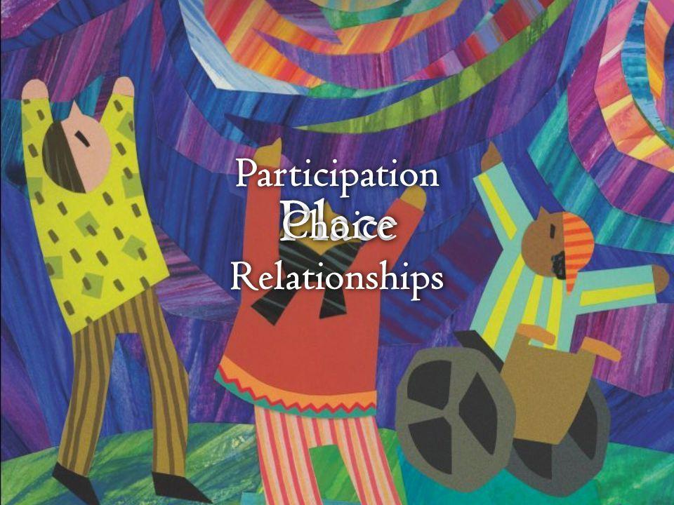Place ParticipationChoiceRelationships