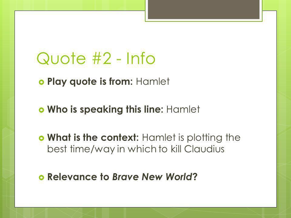Quote #3 Her eyes, her hair, her cheek, her gait, her voice; Handlest in thy discourse O.