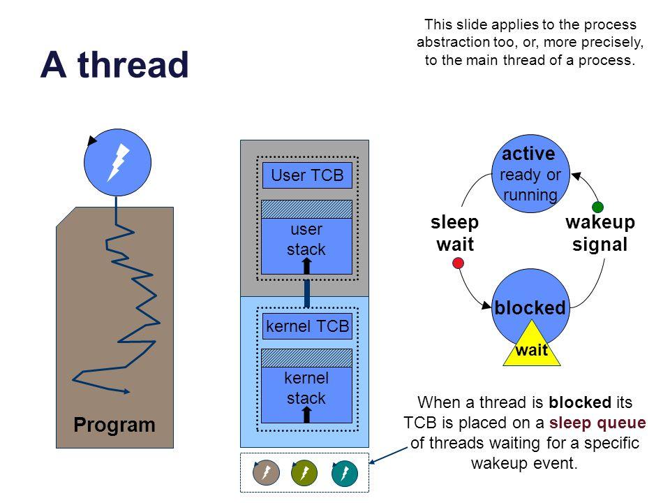 Java threads: the basics class RunnableTask implements Runnable { public RunnableTask(…) { // save any arguments or input for the task (optional) } public void run() { // do task: your code here } … RunnableTask task = new RunnableTask(); Thread t1= new Thread(task, thread1 ); t1.start(); …