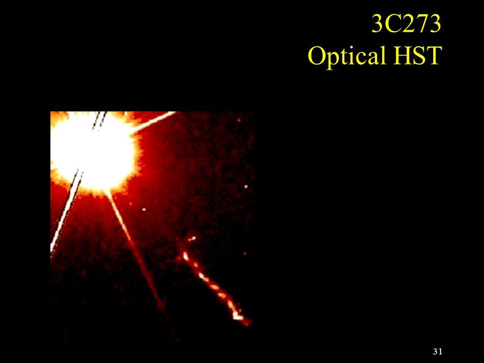 3C273 Optical HST 31