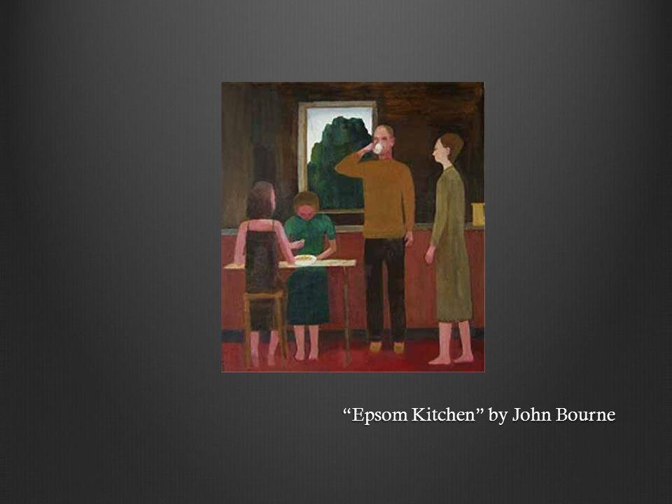 Epsom Kitchen by John Bourne