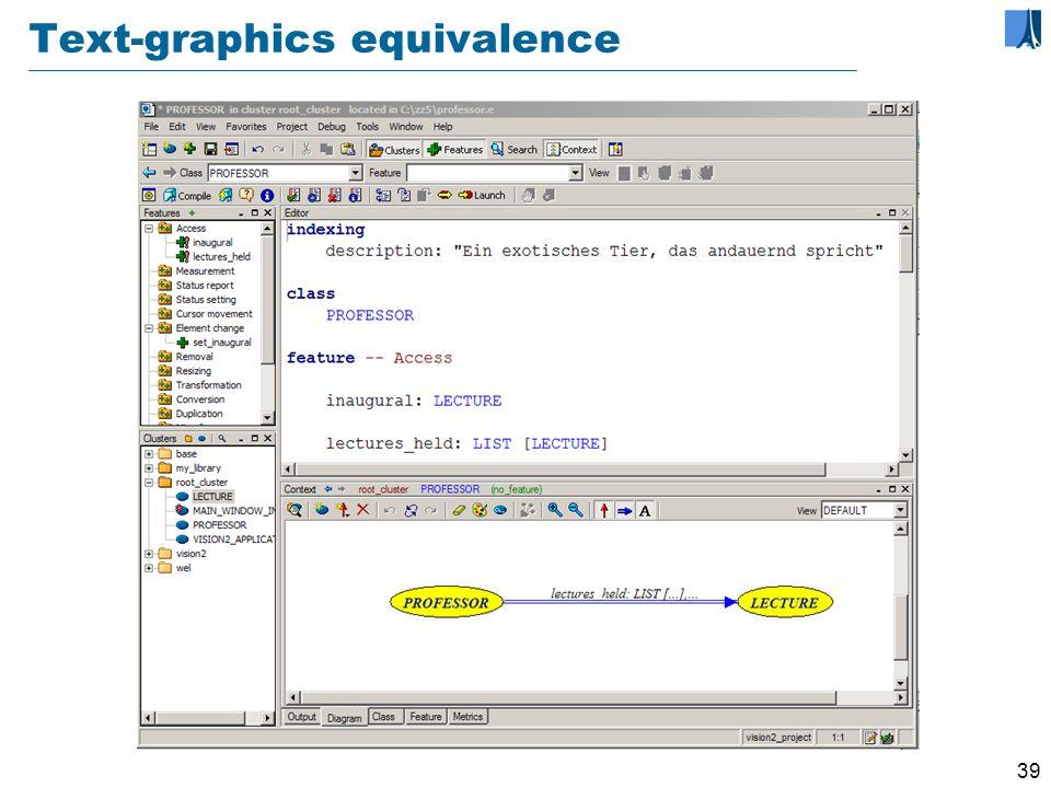 38 EiffelStudio diagram tool