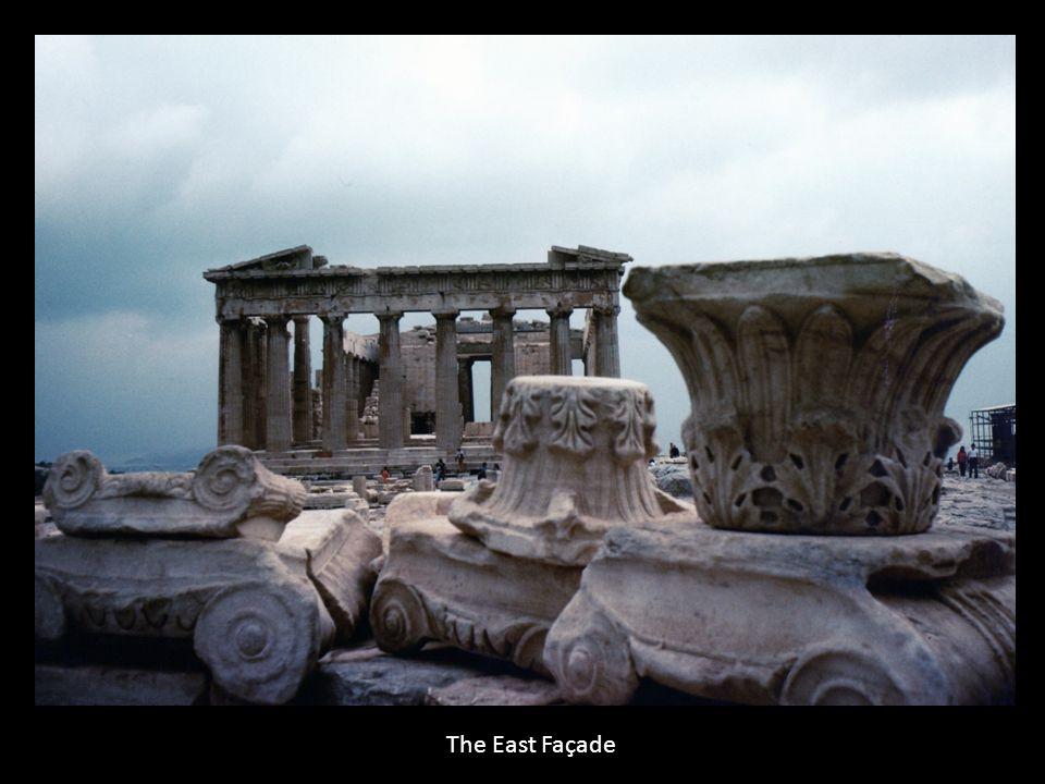 The East Façade