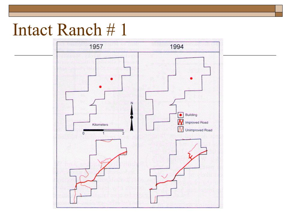 Intact Ranch # 1