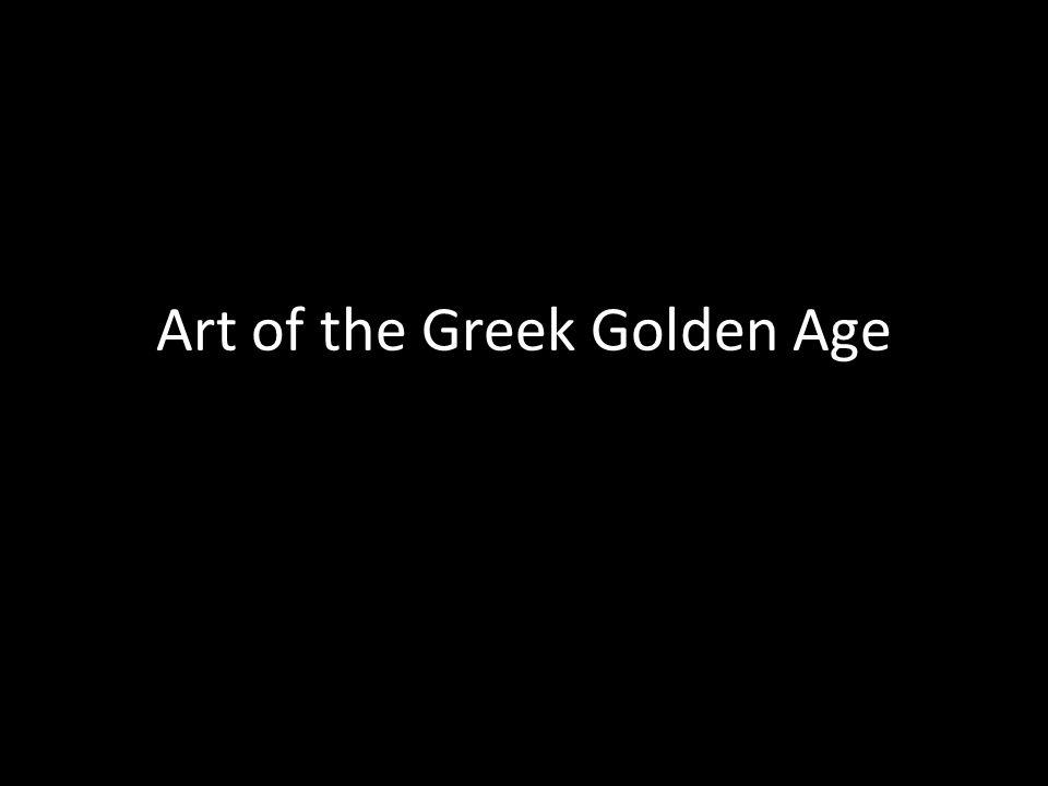 Art of the Greek Golden Age
