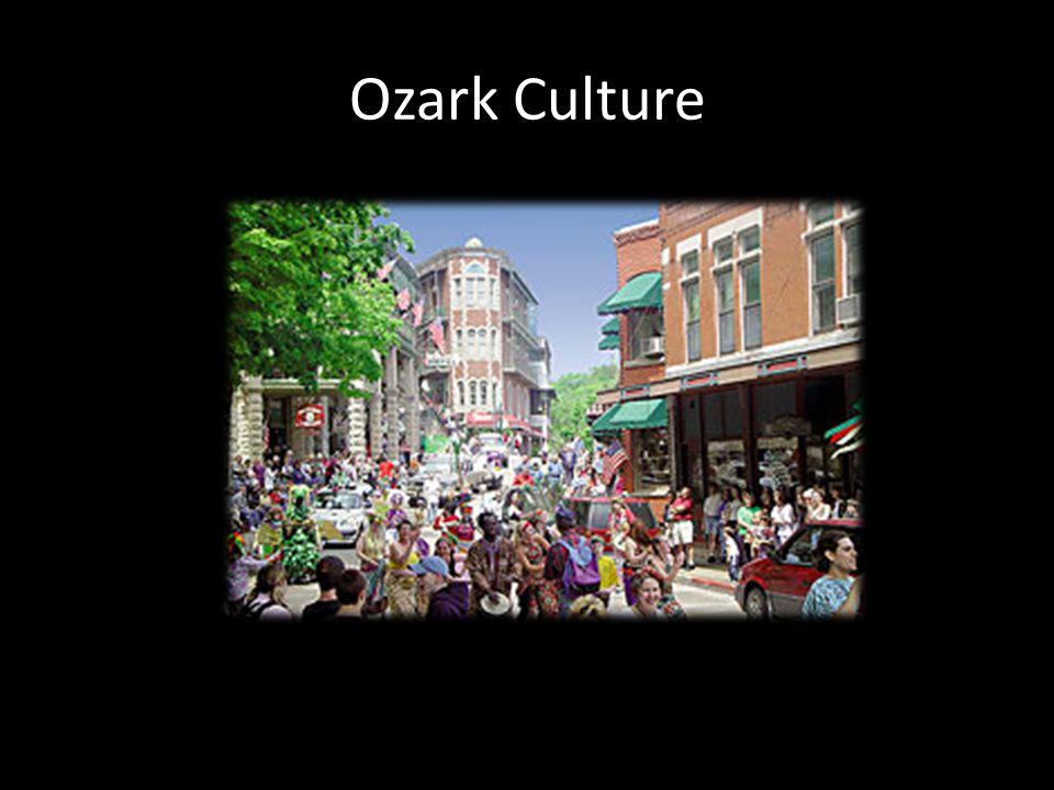 Ozark Culture