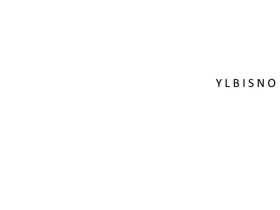 Y L B I S N O responsibly spelt backwards is Y L B I S