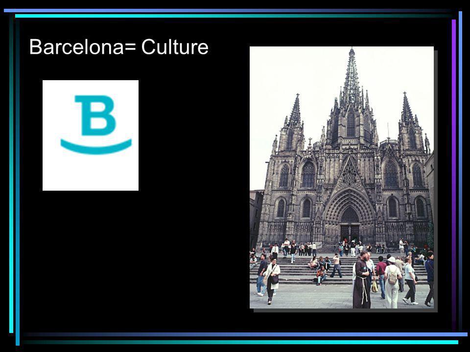 Barcelona= Culture