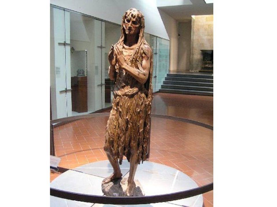 Donatellos Mary Magdalene, Florentine Baptistery By: Sara mithani