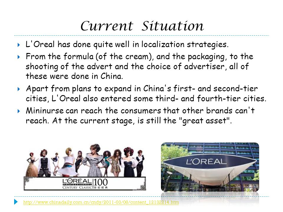 Case questions and Discussion Q1.Was the MININURSE acquisition really worth the wait and the effort for LOreal.