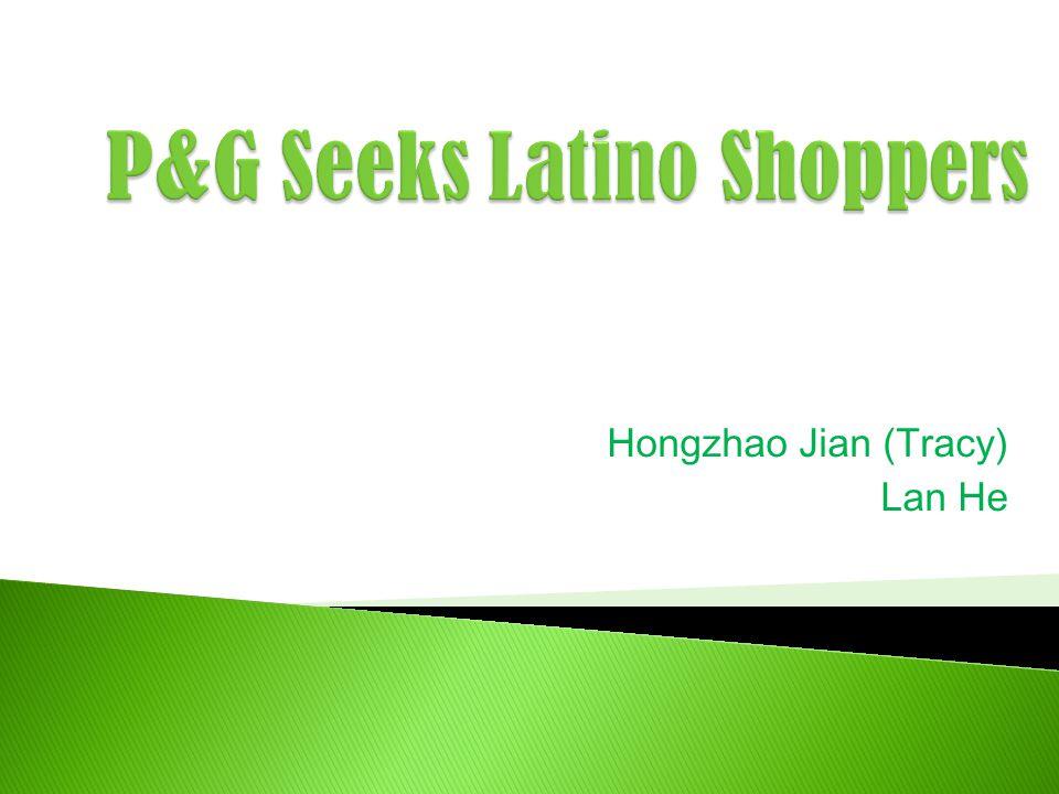 Hongzhao Jian (Tracy) Lan He
