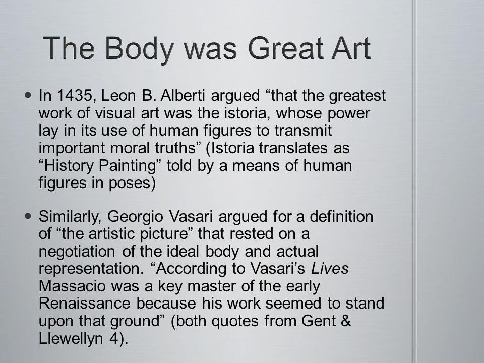 In 1435, Leon B.