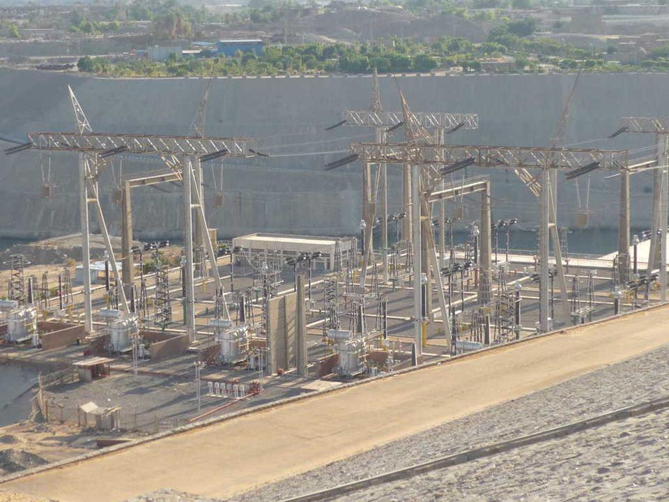High Dam Aswan