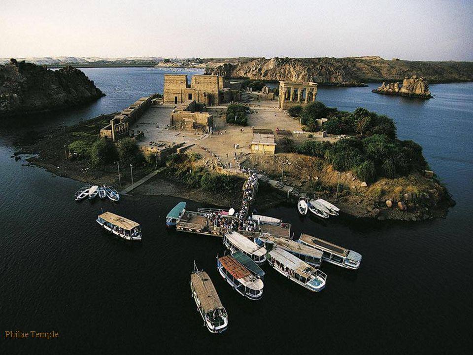 Cruise on Nasser Lake