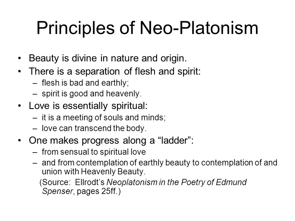 Sidneys Sonnet #5 Do you see Neo-Platonic ideas here? How is this sonnet about reason?