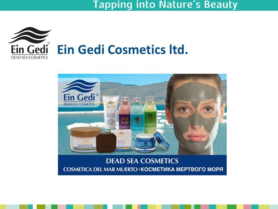 Ein Gedi Cosmetics ltd.
