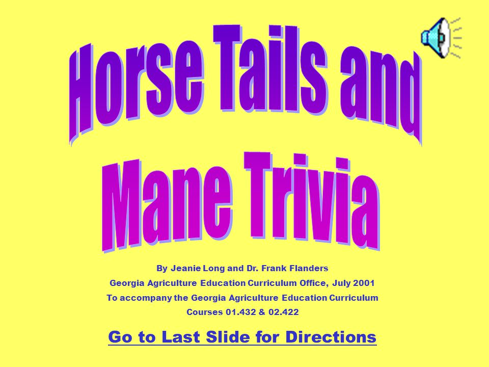 Answer: Equine Infectious Anemia Back to the Game Board Management for 5