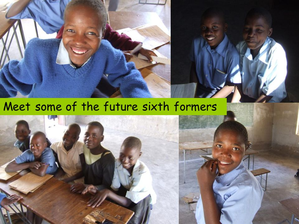 Before Makomborero started working with the Senior School A look inside some classrooms