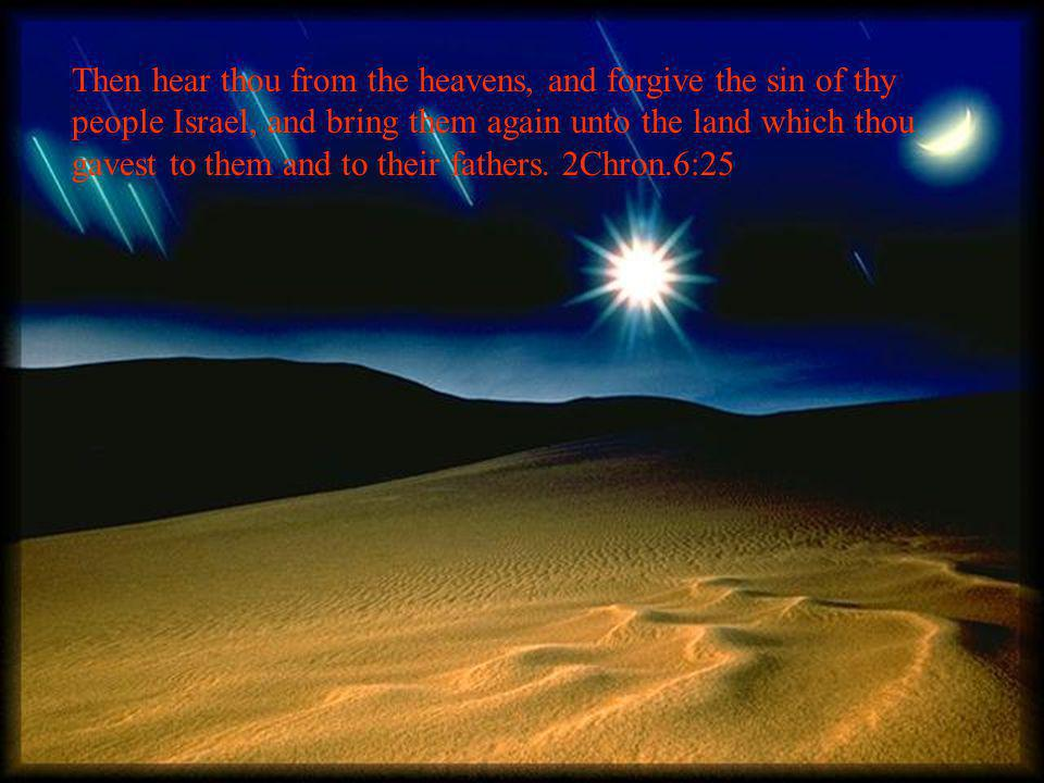 Let the heavens be glad, and let the earth rejoice: and let men say among the nations, The LORD reigneth.