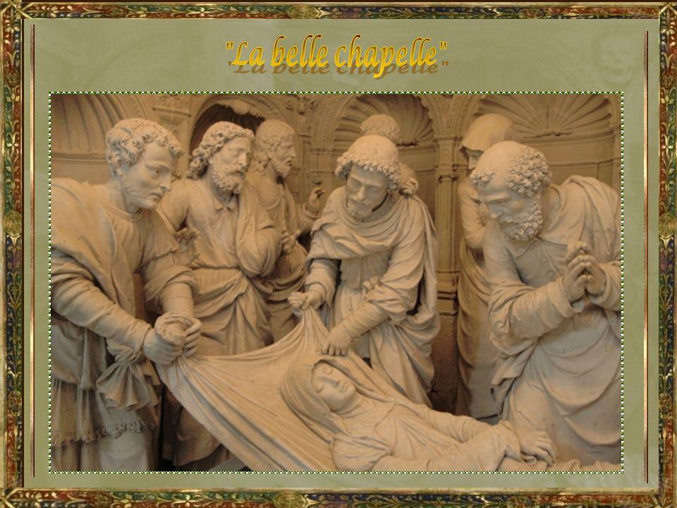 The Tomb of Our Lady La belle chapelle La belle chapelle After the tomb of our Lord, that of His Mother.