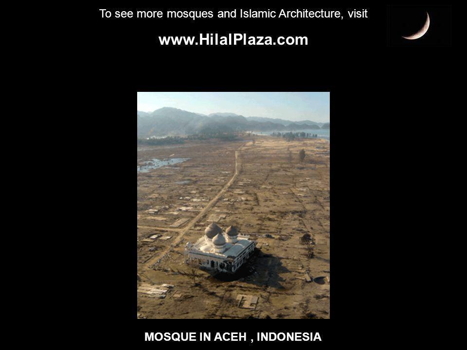 To see more mosques and Islamic Architecture, visit www.HilalPlaza.com KING FAHD MOSQUE, AL-KHOBAR, SAUDI-ARABIA