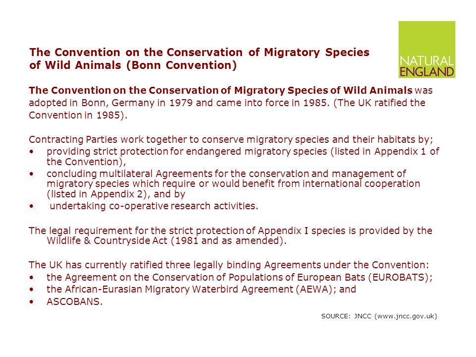 Habitats Directive - Council Directive 92/43/EEC Article 6 1.