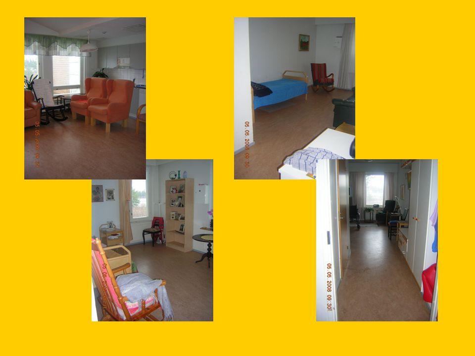The university of nursing in Kemi