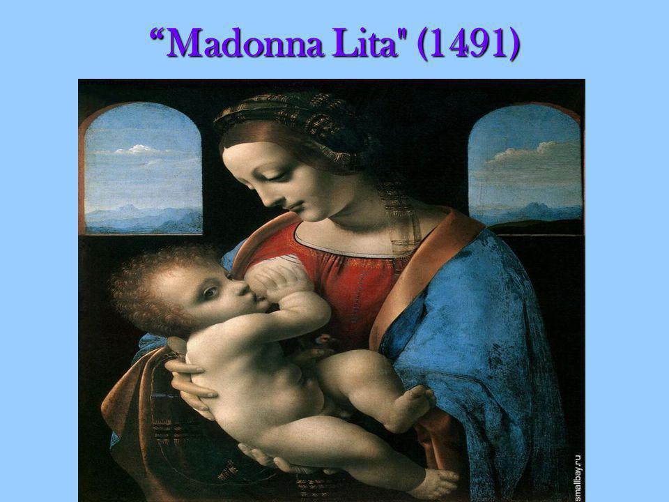 Madonna Lita (1491)Madonna Lita (1491)
