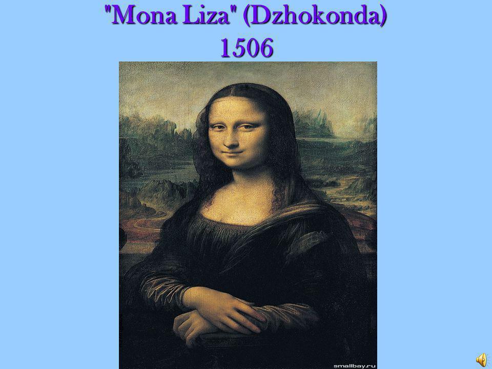 Mona Liza (Dzhokonda) 1506
