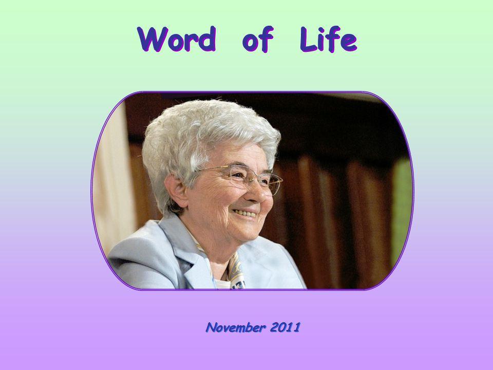 Word of Life November 2011