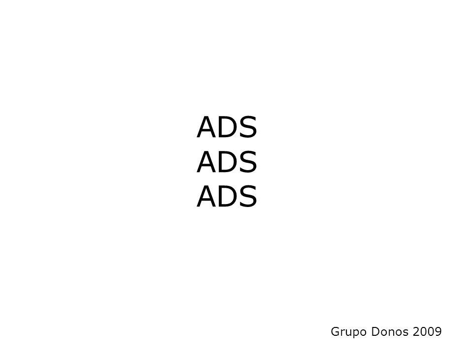 ADS ADS ADS Grupo Donos 2009