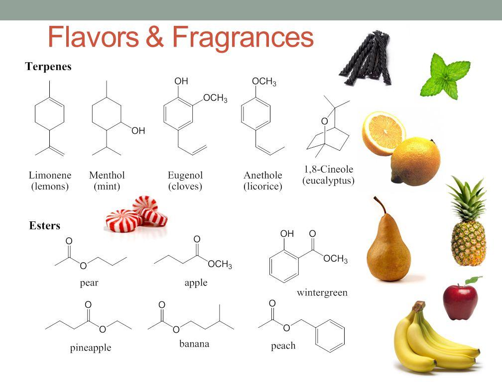 Flavors & Fragrances